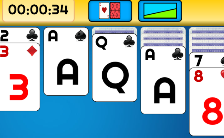 Solitaire Reverse